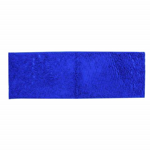 Tapete Sintético 40X120 Cm Azul