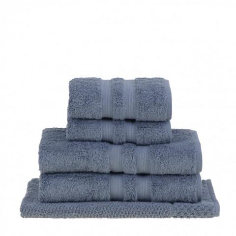Toalha de Banho Algodão Egípcio 77x140 Cm Azul