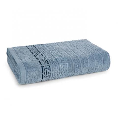 Toalha de Rosto Karsten Fio Penteado Barcelos Allure/Azul