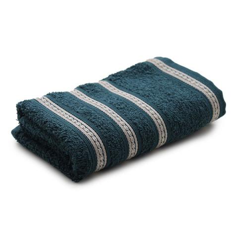 Toalha de Rosto Bem Estar 50x80 Cm Imensidão Azul