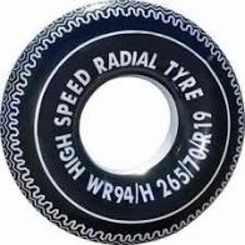 Bóia Circular Pneu 90Cm