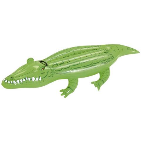 Bóia Divertida Crocodilo Pequena 1,67X89 Cm