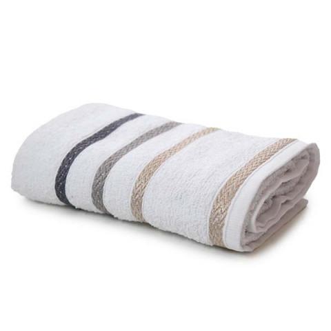 Toalha de Rosto Delicate Branca