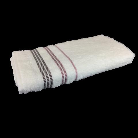 Toalha De Banho Spencer 67x135 - Branco - Karsten