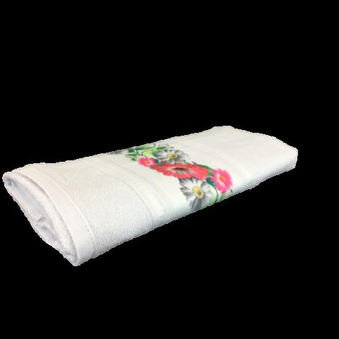 Toalha De Banho Groh Encanto Branco