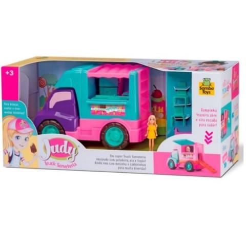 Brinquedo Sorveteria Food Truck Judy