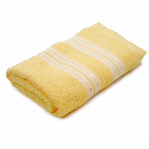 Toalha de Rosto Enxuta Anita 41x65 Cm Amarelo