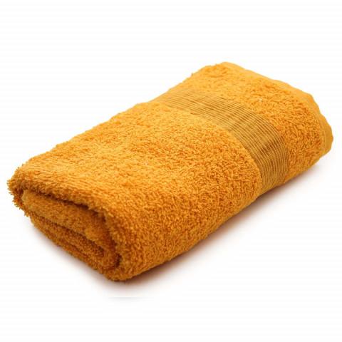 Toalha de Rosto Tomie 48x80 Cm Amarelo