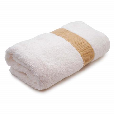 Toalha de Rosto Tomie 48x80 Cm Branco