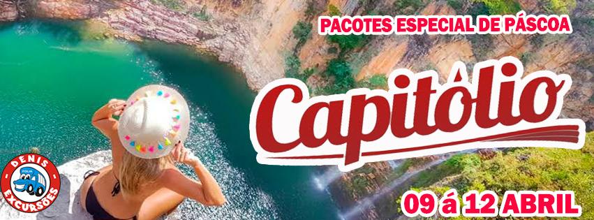 CAPITOLIO PASCOA