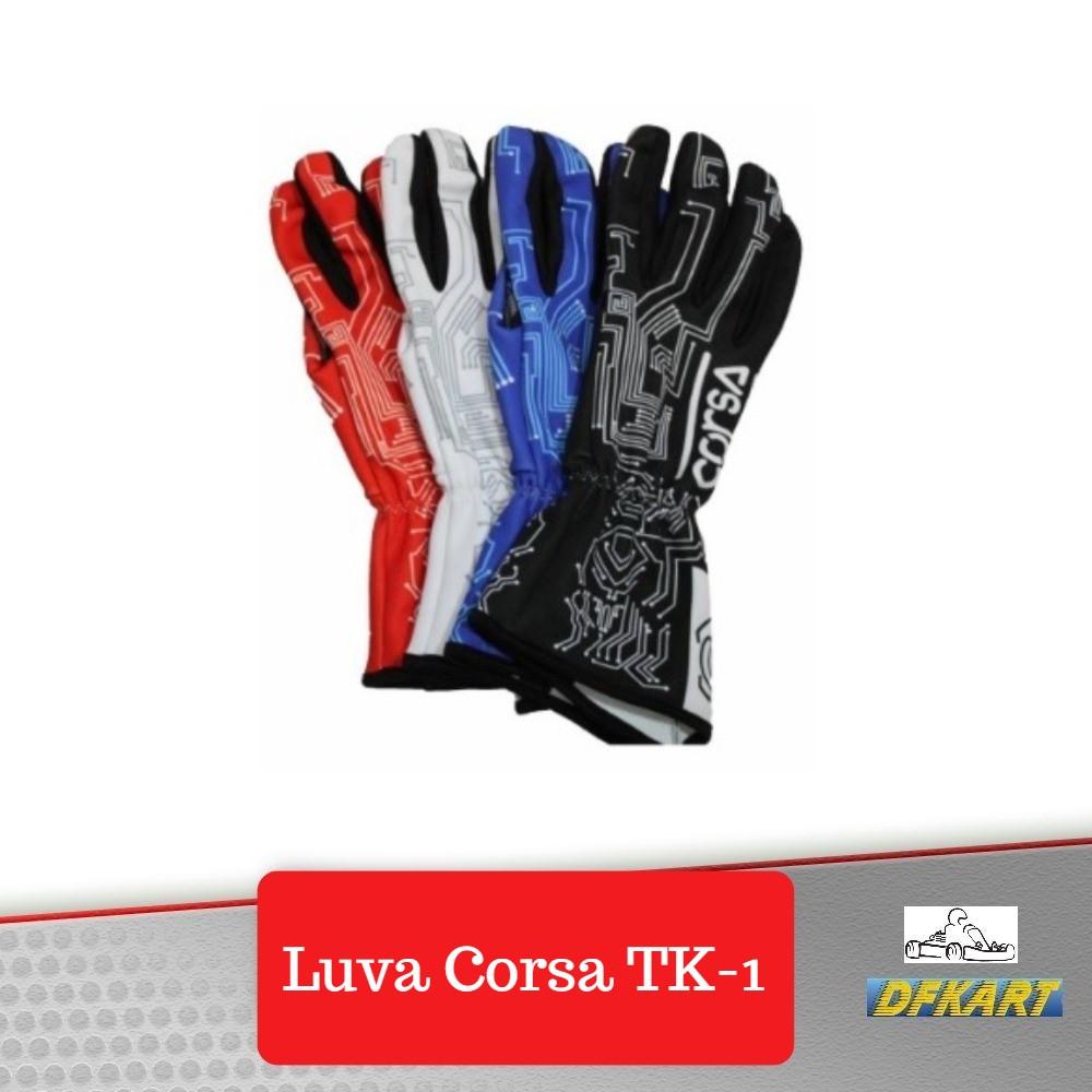 LUVA KART CORSA TK-1