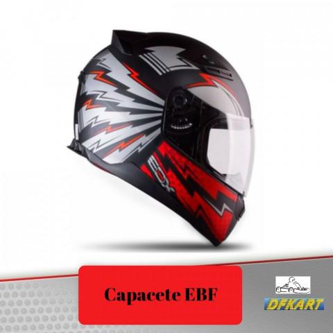 CAPACETE EBF SHOCK