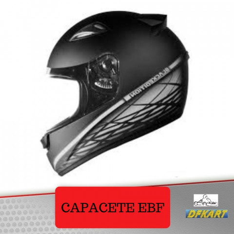 CAPACETE EBF BLACK EDITION 2
