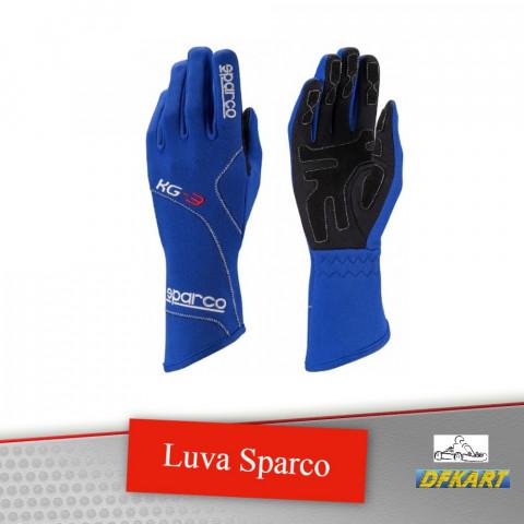 Luva Kart KG-3 - SPARCO