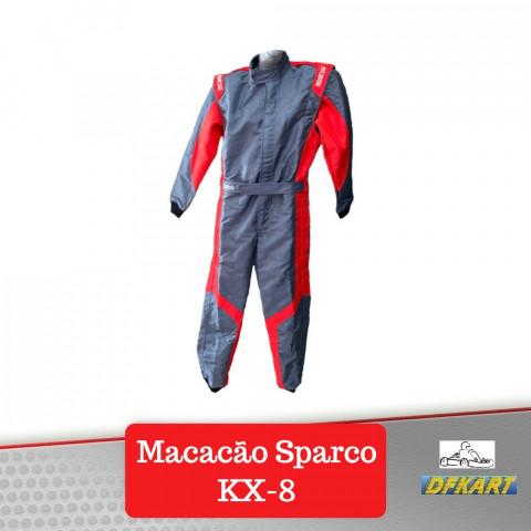 MACACÃO SPARCO KX-8