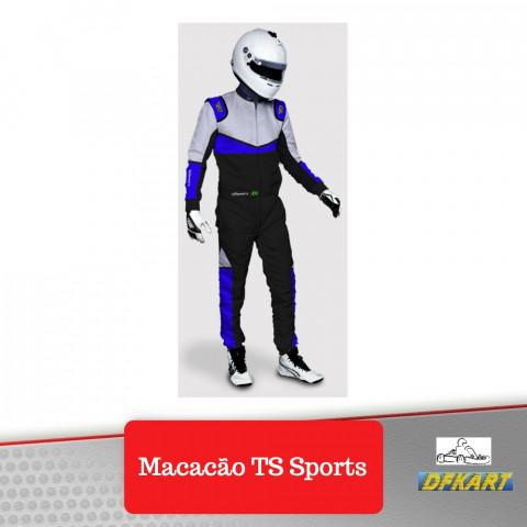 MACACÃO TS SPORTS CLASSIC LINE