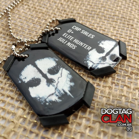 Dog Tag Call Of Duty