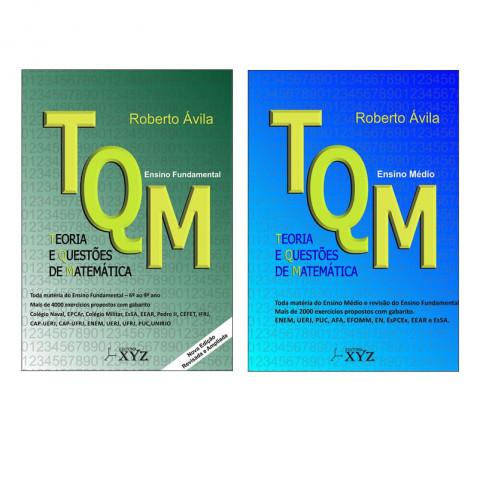 Combo TQM (Ensino Fundamental e Médio)