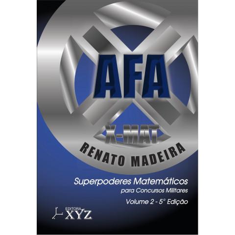 X-MAT AFA - SUPER PODERES MATEMÁTICOS