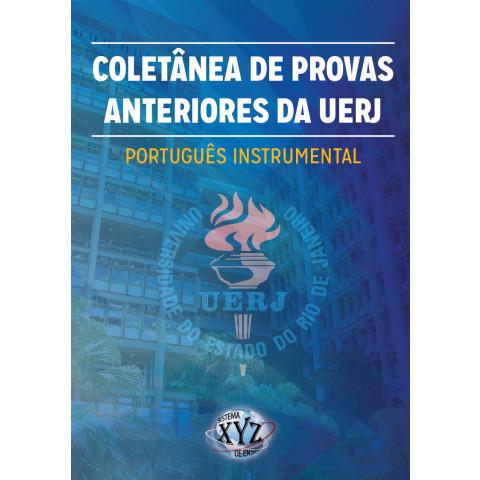 Coletânea de Provas Anteriores da Uerj (Português Instrumental e redação)