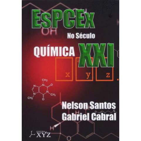 EsPCEx No Século XXI - Química - (Nelson Santos e Gabriel Cabral)