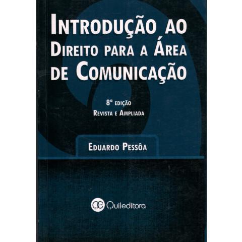 Introdução ao Direito para a Área de Comunicação
