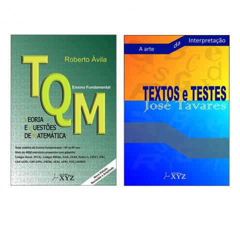 TQM Ensino Fundamental + Textos e Testes