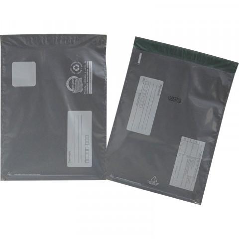 ENVELOPE ADESIVO SIMPLES POSTAGEM EAML-24 RECICLADO (EAML250330CZ) - Pacote com 25 unidades