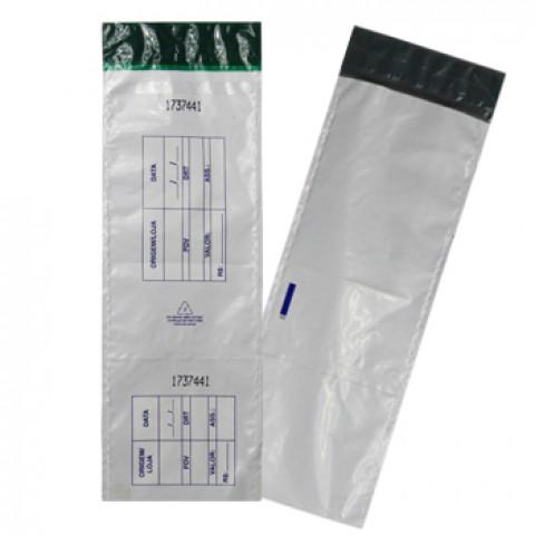 ENVELOPE PLÁSTICO SANGRIA DE CAIXA (EARSTAR120210) - Pacote com 100   envelopes