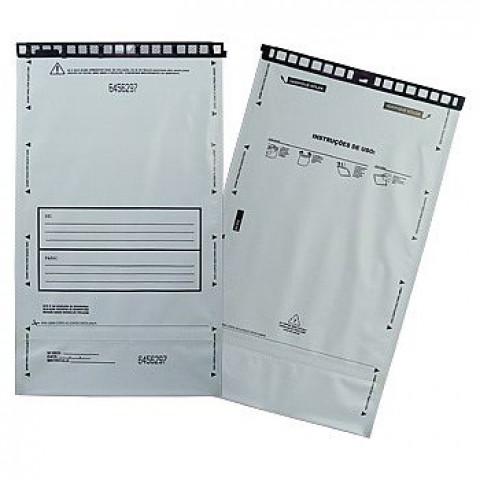 ENVELOPE STARLOCK ® DE/PARA SLSVR-18 (SLSVR197267) - Pacote com 20 unidades