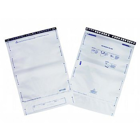ENVELOPE STARLOCK ® TARJA SEGURANÇA SLRTJ-24 (SLRTJ262344) - Pacote com 20 unidades