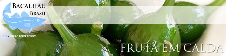 Frutas em Calda