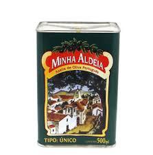 AZEITE PORT.MINHA ALDEIA LT.500ML