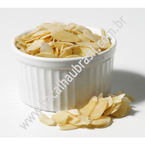 Amendoa Fatiada - Pacote 500gr