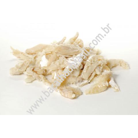 BACALHAU LASCAS  GADUS MORHUA - Pacote 1 kg