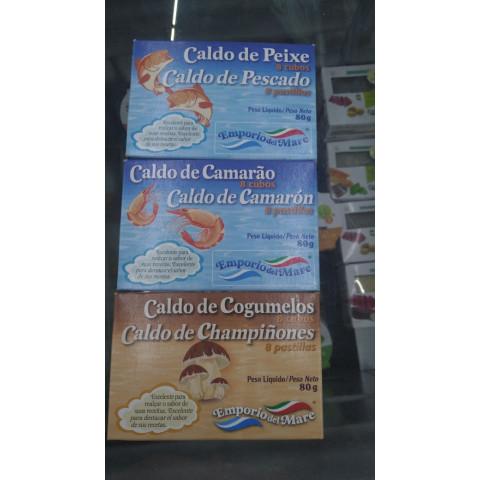CALDO DE CAMARÃO PCT.80gr.