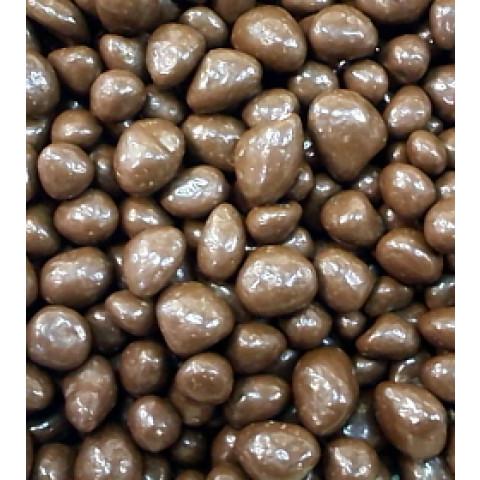 Confeito de Chocolate de Castanha do Brasil - Pacote 250gr