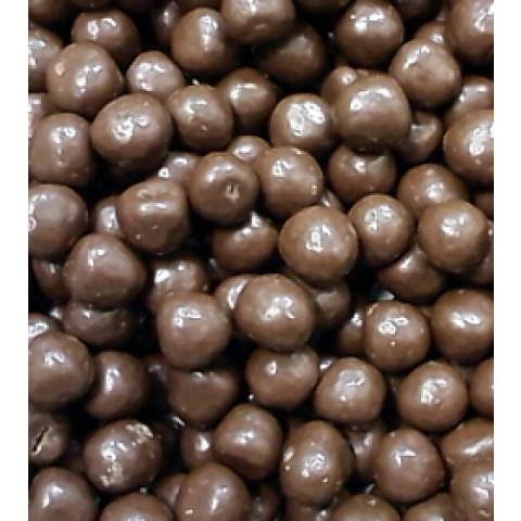 Confeito de Chocolate de Menta em Gotas - Pacote 250gr