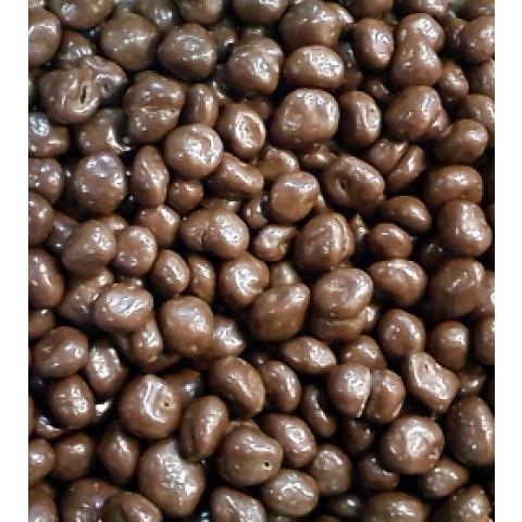 Confeito de Chocolate de Uva Passa - Pacote 250gr