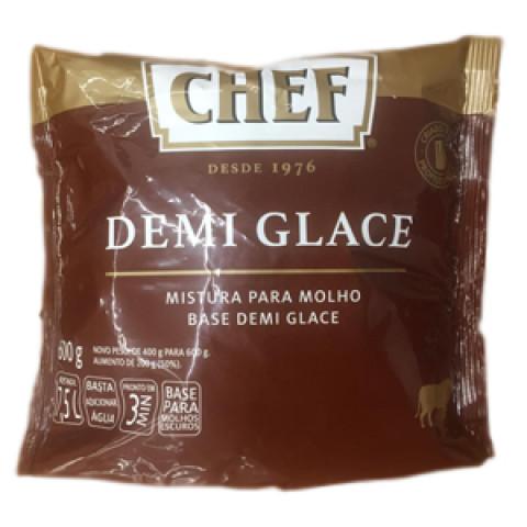 Molho Demi Glace Chef – Marca Nestle - pct.600gr.