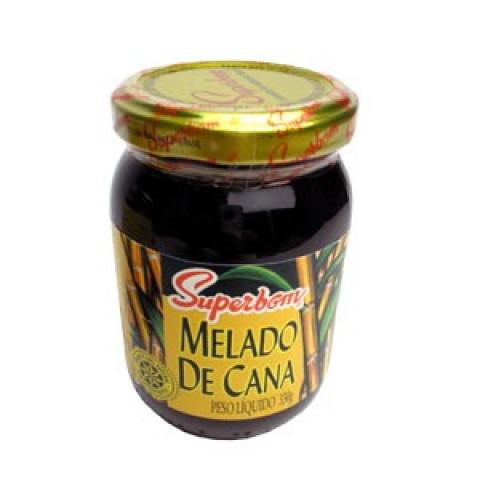 Melado de Cana - Marca Superbom - Vidro 330ml
