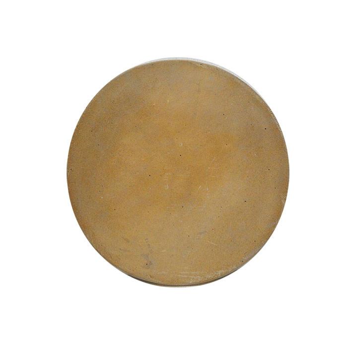 Pedra Refratária Redonda Para Pizza Diâmetro De 35cm