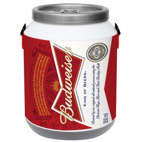 Cooler Da Budweiser 12 Latas - Doctor Cooler