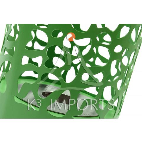 Lareira Ecológica À Álcool (Etanol) Modelo Piton Verde