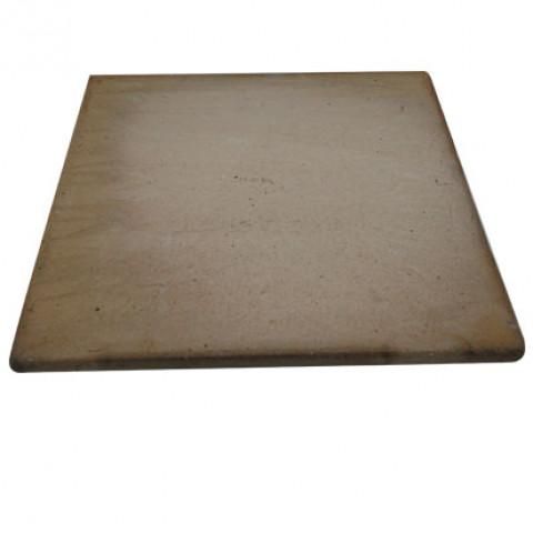 Pedra Refratária Quadrada Para Pizza 40cm
