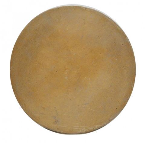 Pedra Refratária Redonda Para Pizza Diâmetro De 43cm