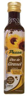 Óleo de Girassol - PAZZE - 250 ml