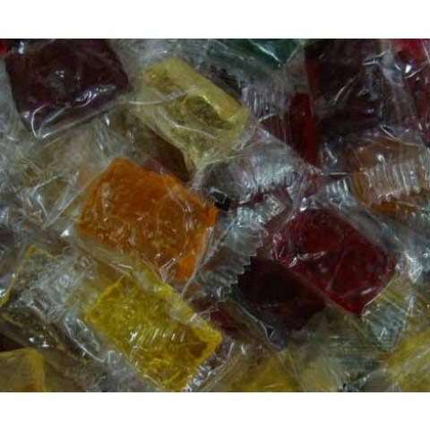 Balas de Algas Marinhas de Frutas