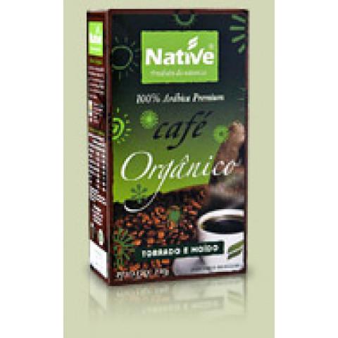 Café Orgânico 100% Arabica - NATIVE - 250gr.