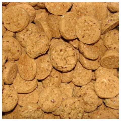 Cookies Integral Gergelim e Linhaça - à Granel - Preço/Kg